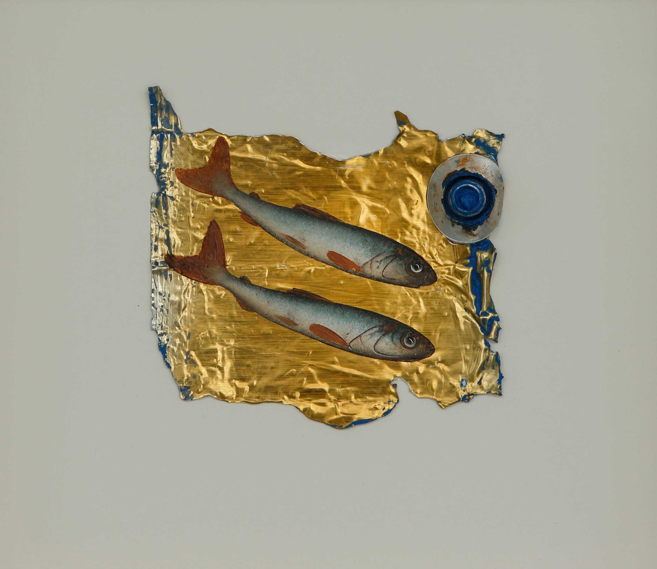 Donald Provan Cerulean Blue Two