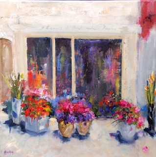 Gillian Henshaw Magasin des Fleurs