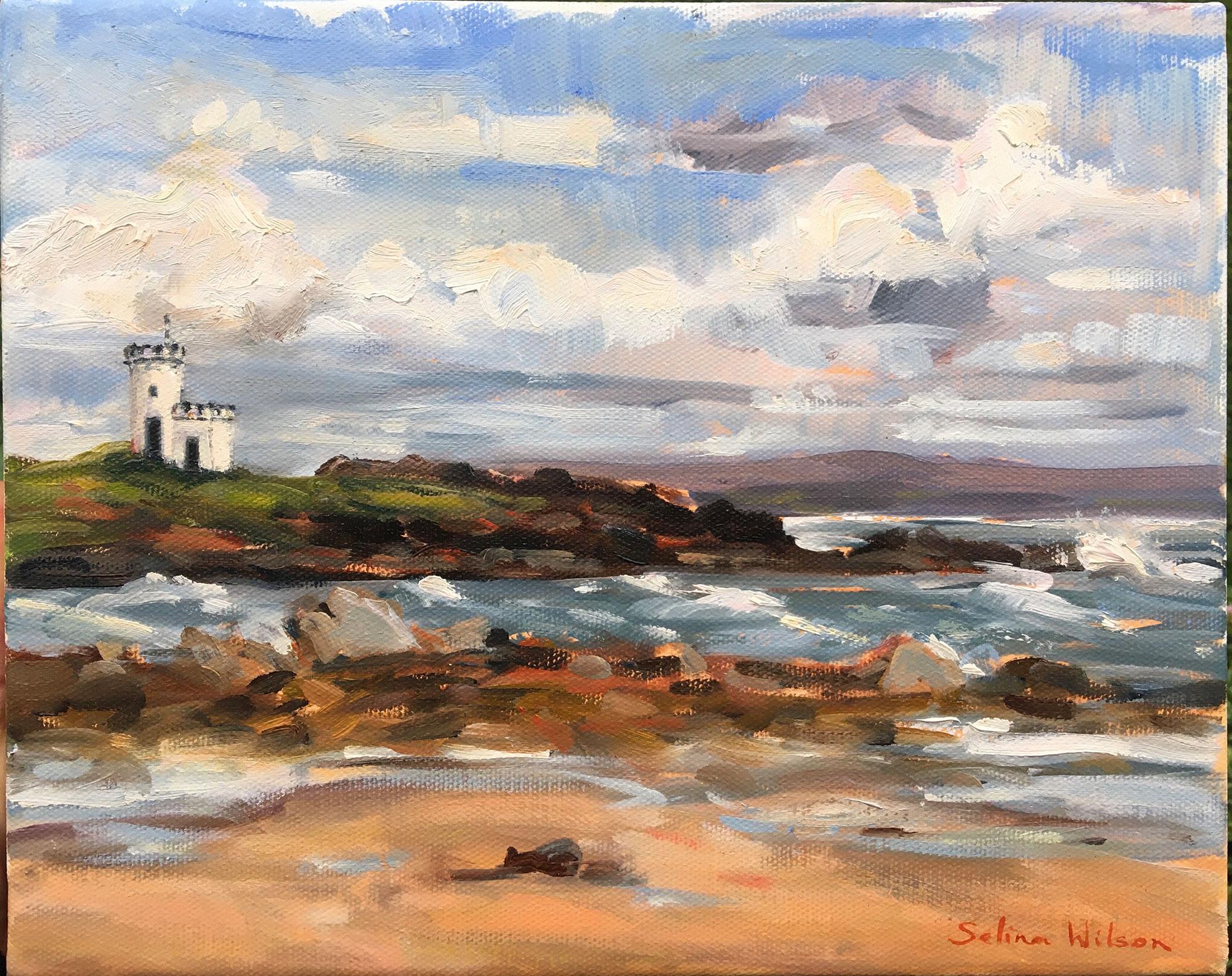 Selina Wilson Elie Lighthouse