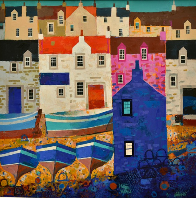 George Birrell Five Boats