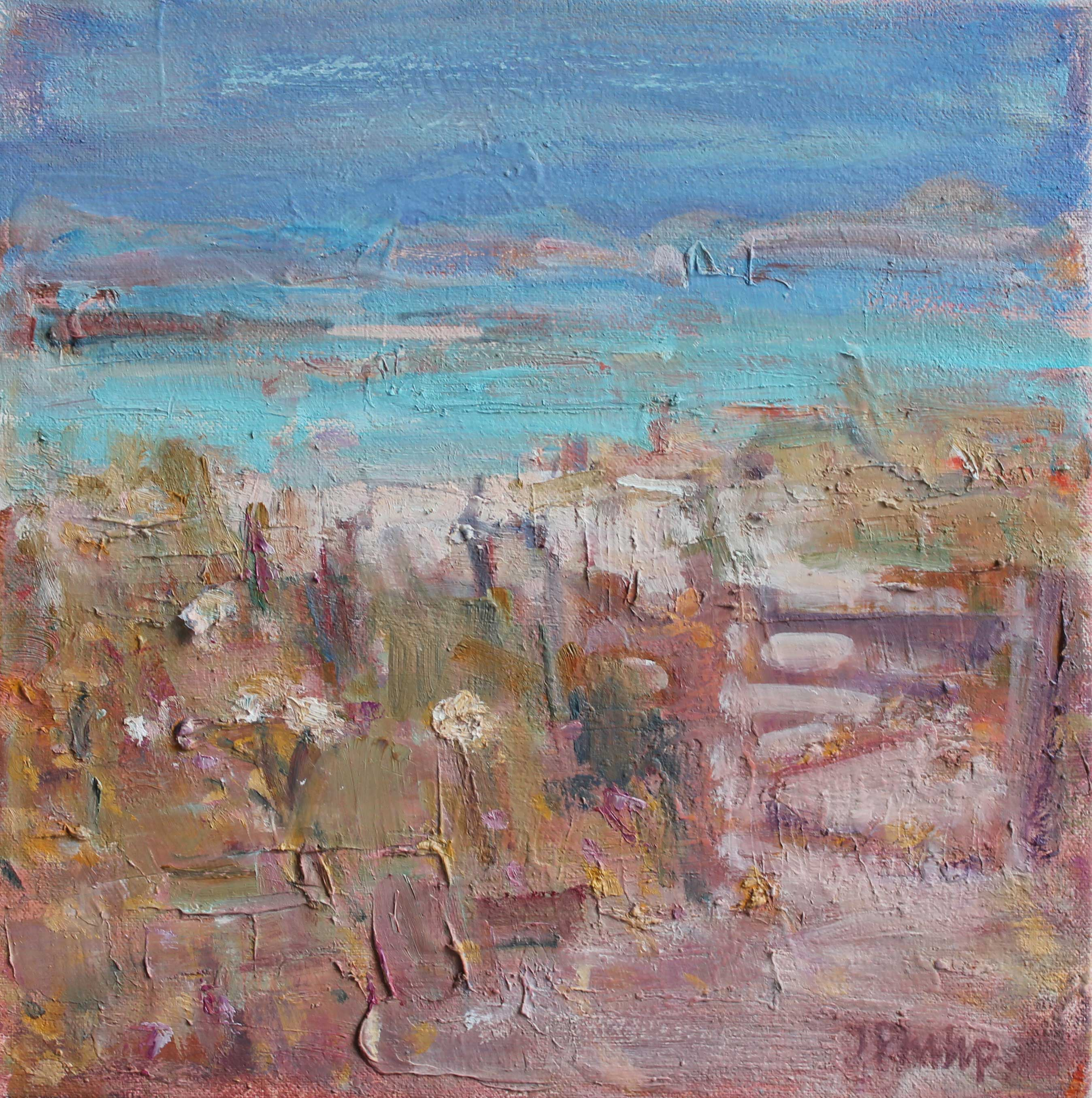 Jackie Philip MA Gate to the Beach