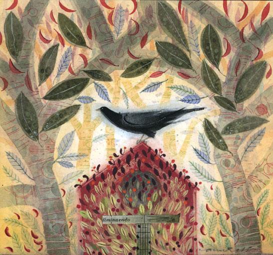 Ann Ross  The Hidden Bird Box