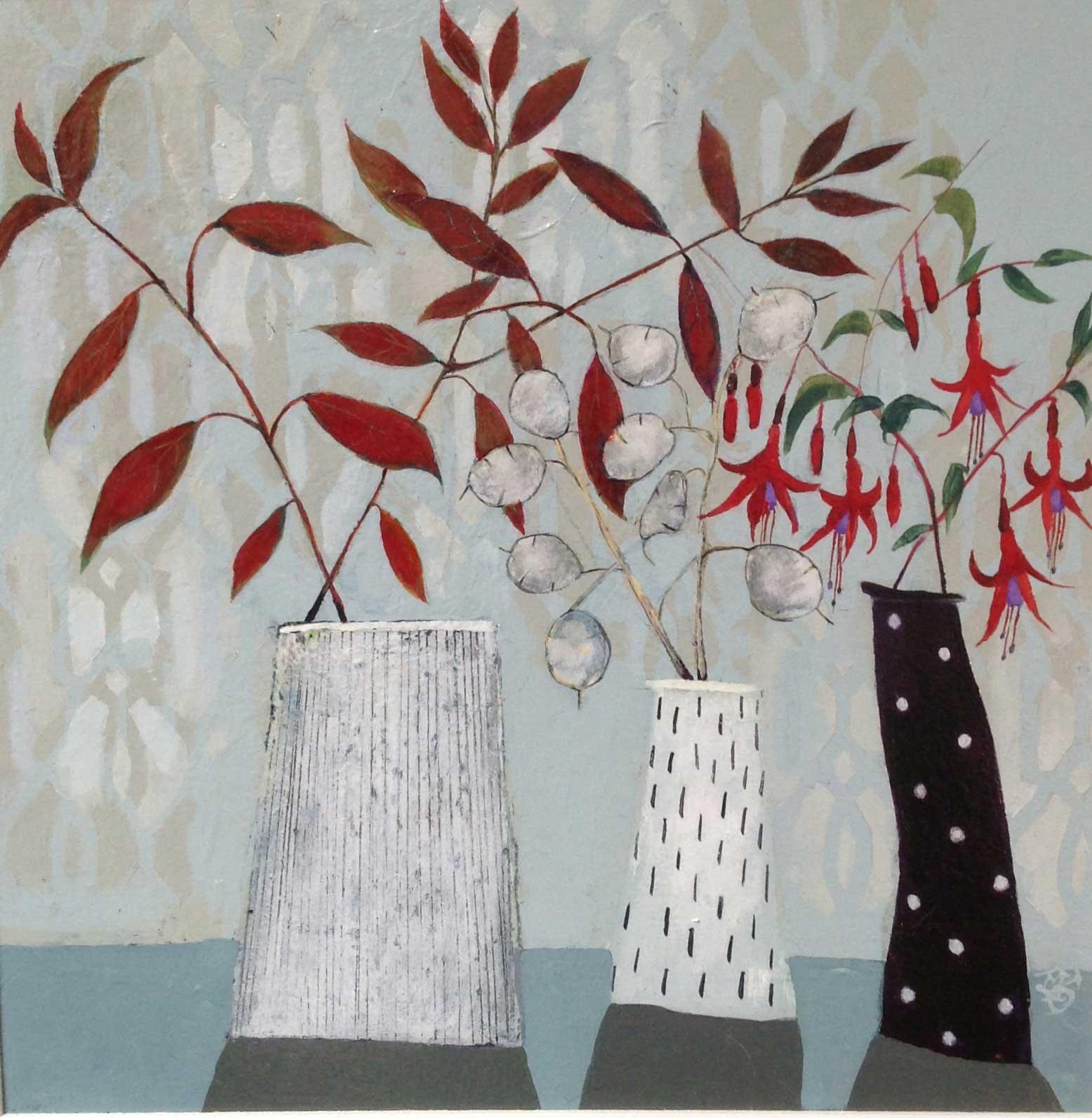 Mairi Stewart The Three Vases