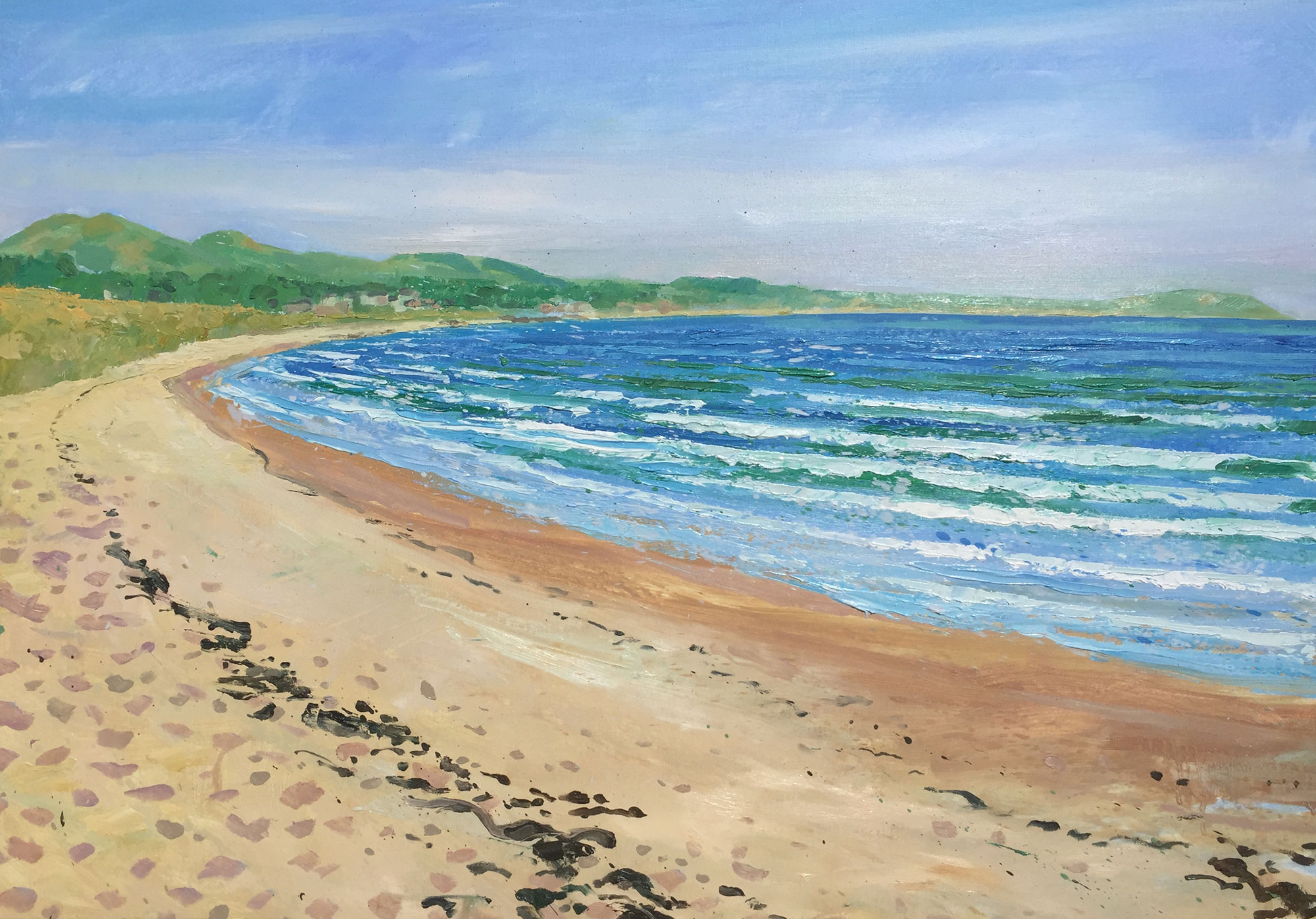 Robert Innes Largo Bay