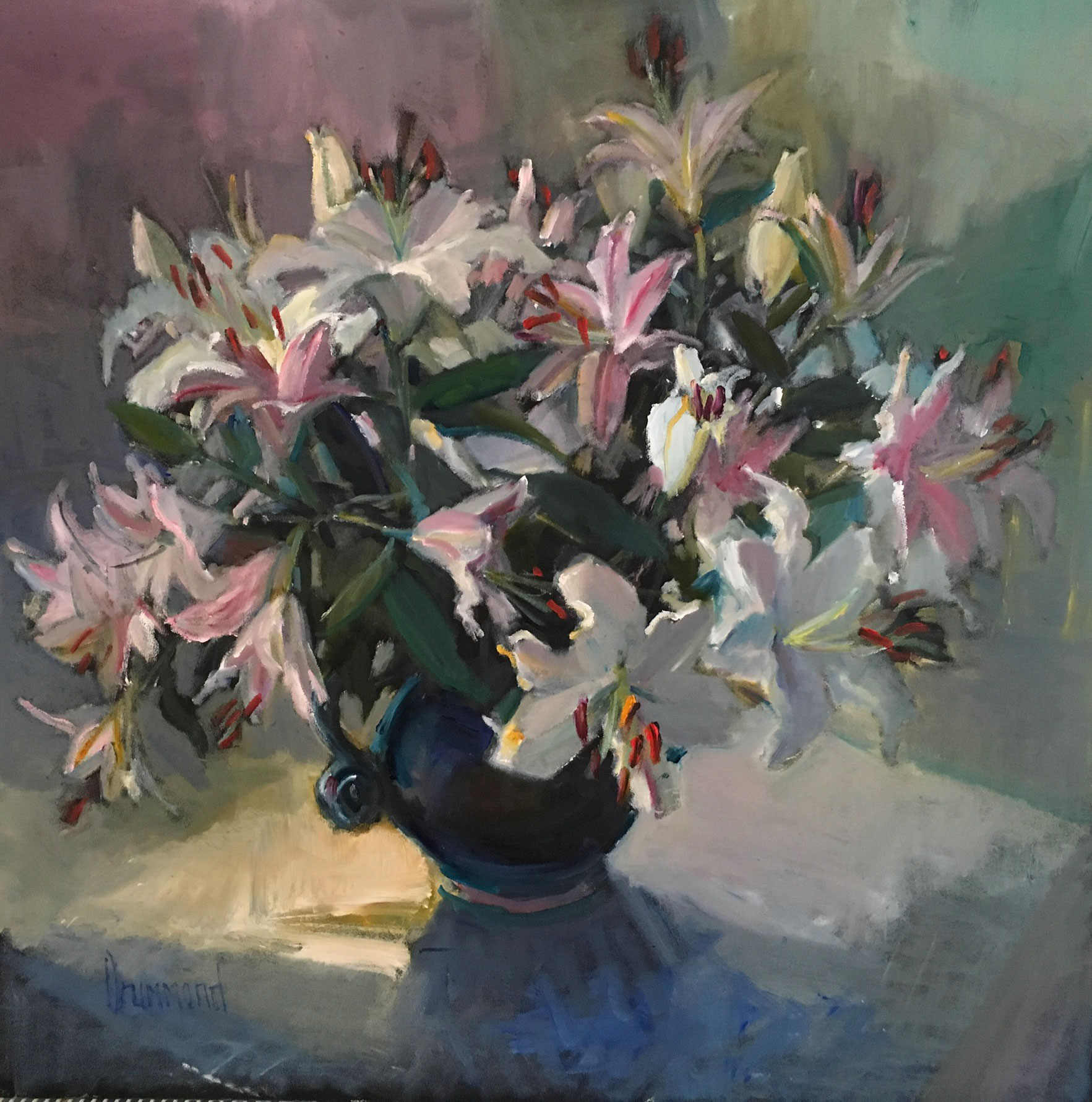 Marion Drummond Lilies