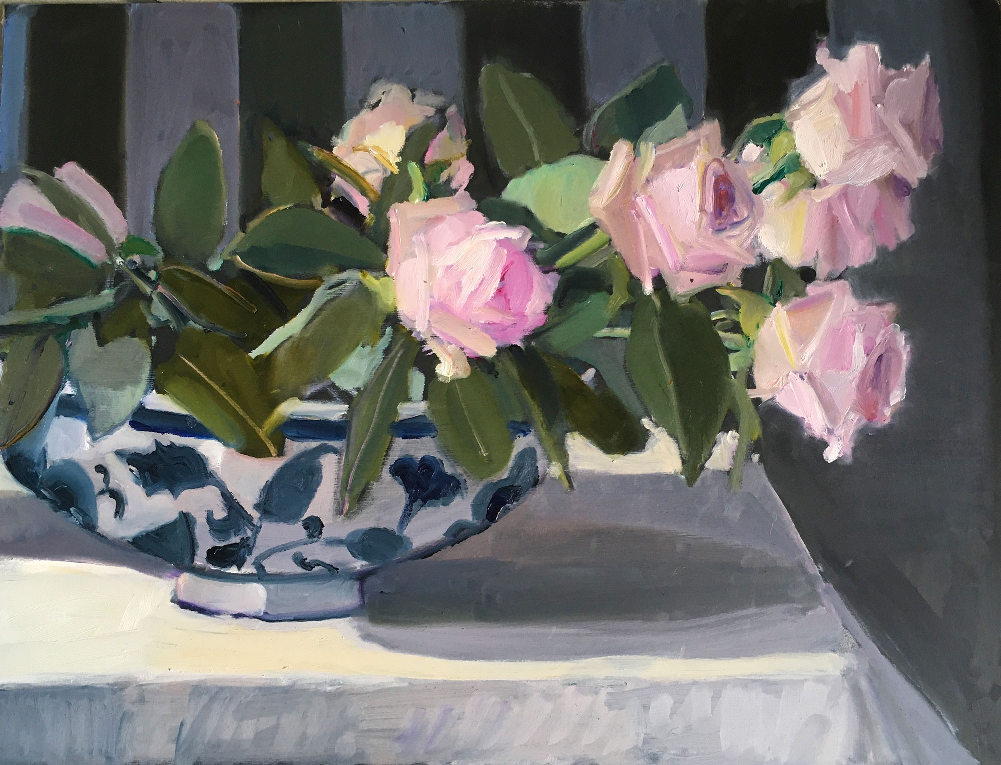 Marion Drummond Pink Roses