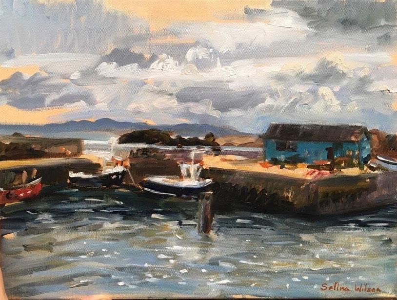 Selina Wilson St Monans Harbour
