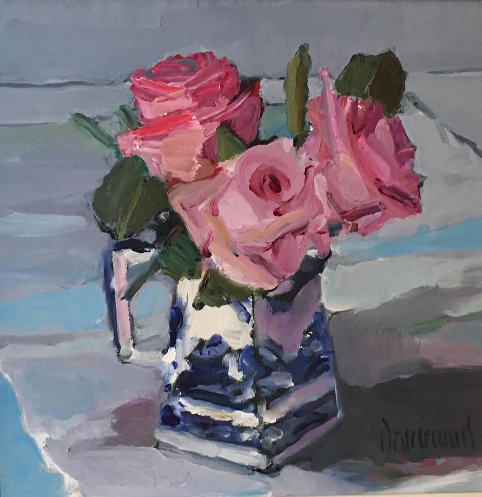 Marion Drummond Summer Roses