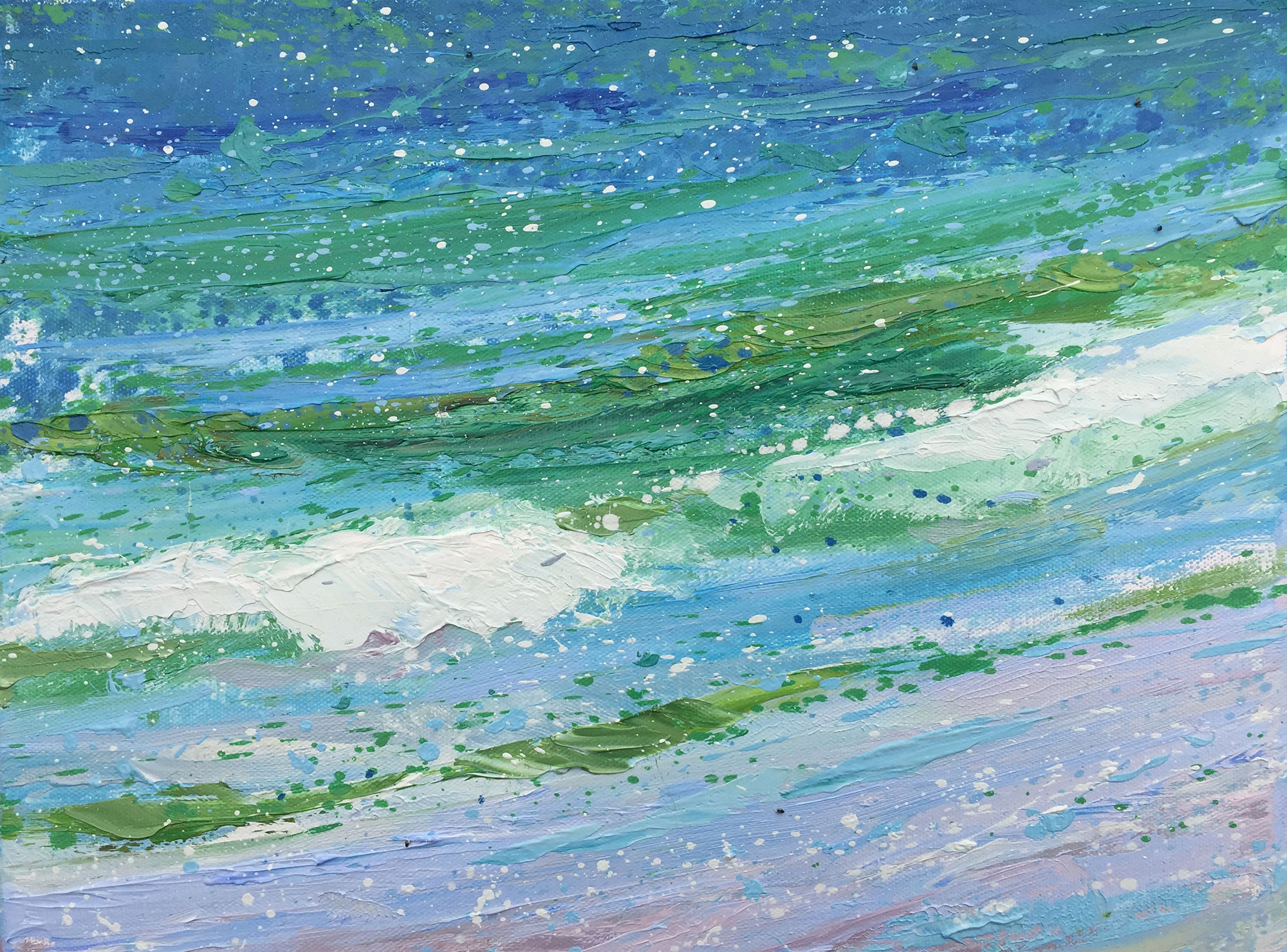 Robert Innes Surf Study