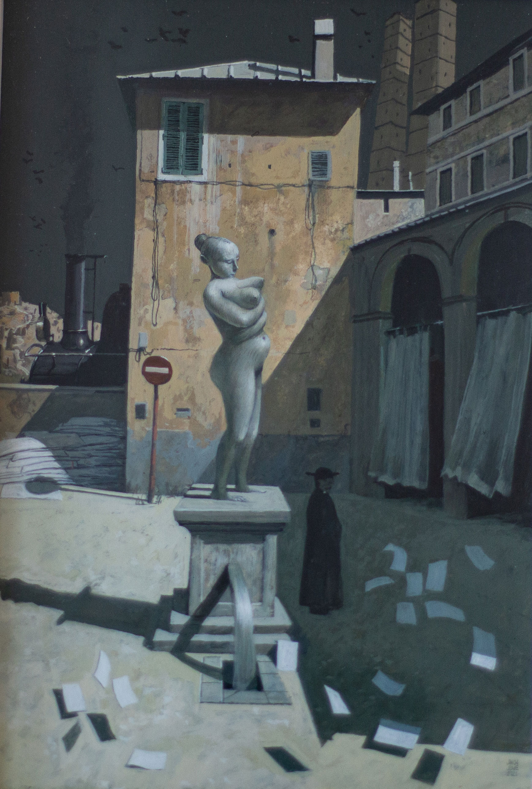 James McNaught The Unsatisfied Desire of a Chambermaid