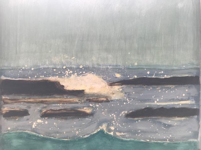 Jock MacInnes RGI Turquoise Sea