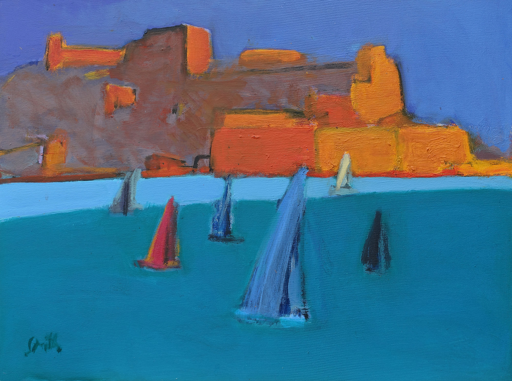 Ronald  F Smith Valletta Yachts