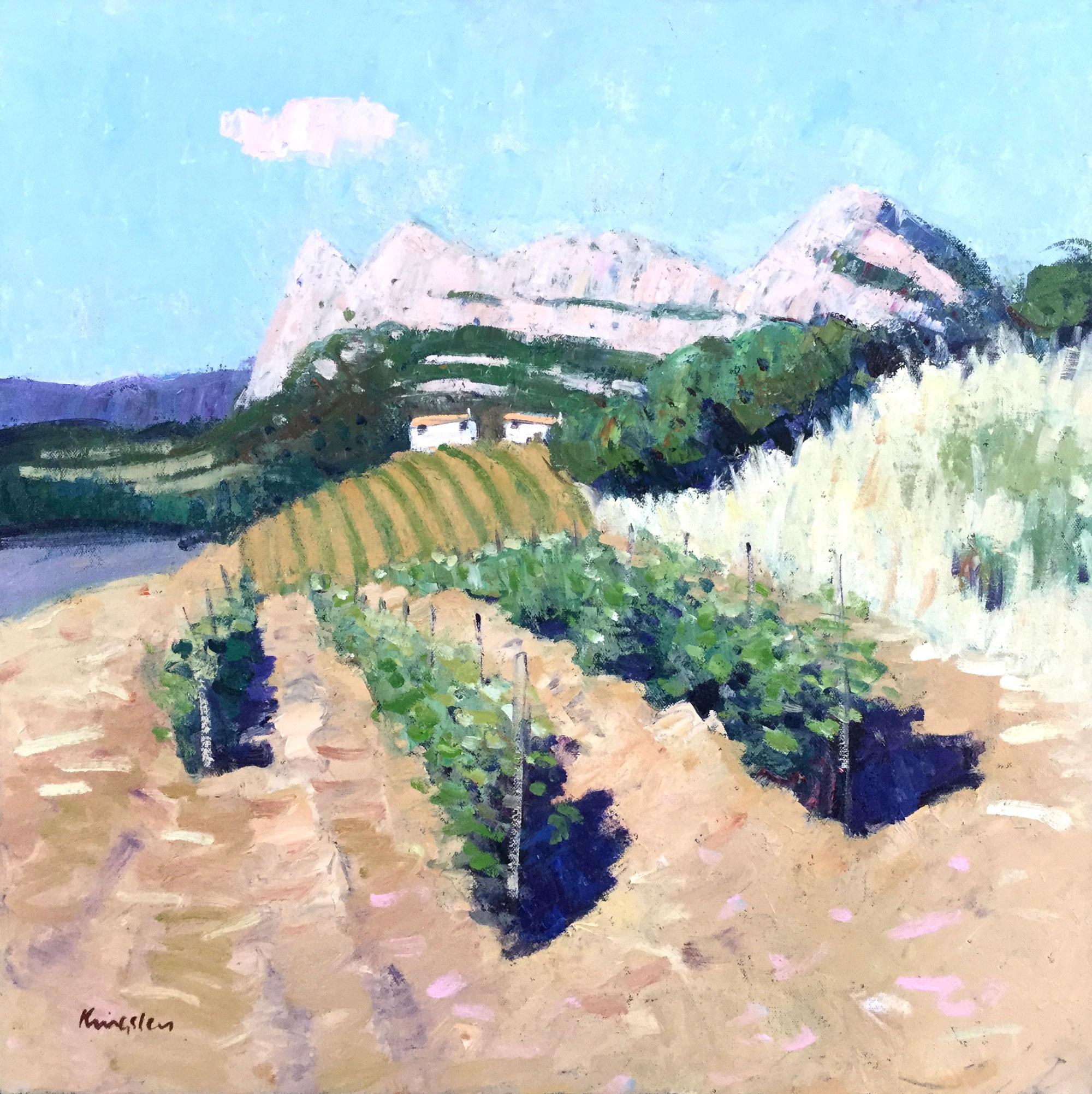 John  Kingsley Vineyards, Patrimonio, Corsica